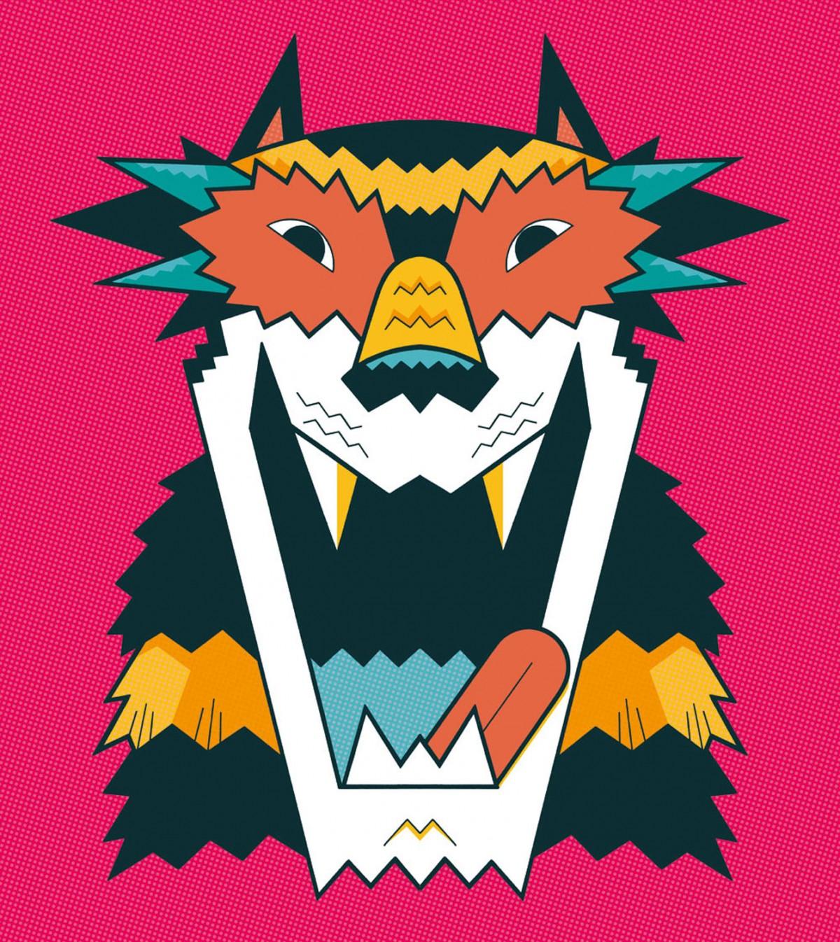 Mathieu Demore, Illustration jeunesse et Bande-dessinée Carnaval de Poitiers