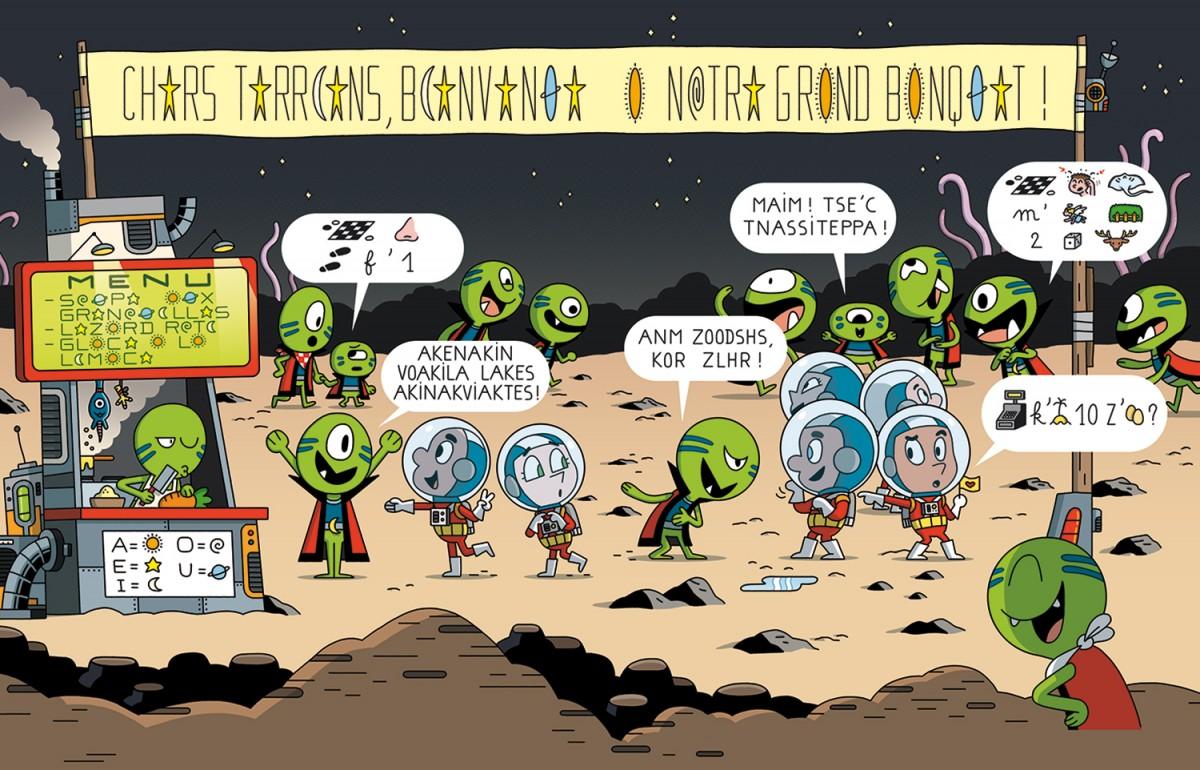 Mathieu Demore, Illustration jeunesse et Bande-dessinée J'aime Lire