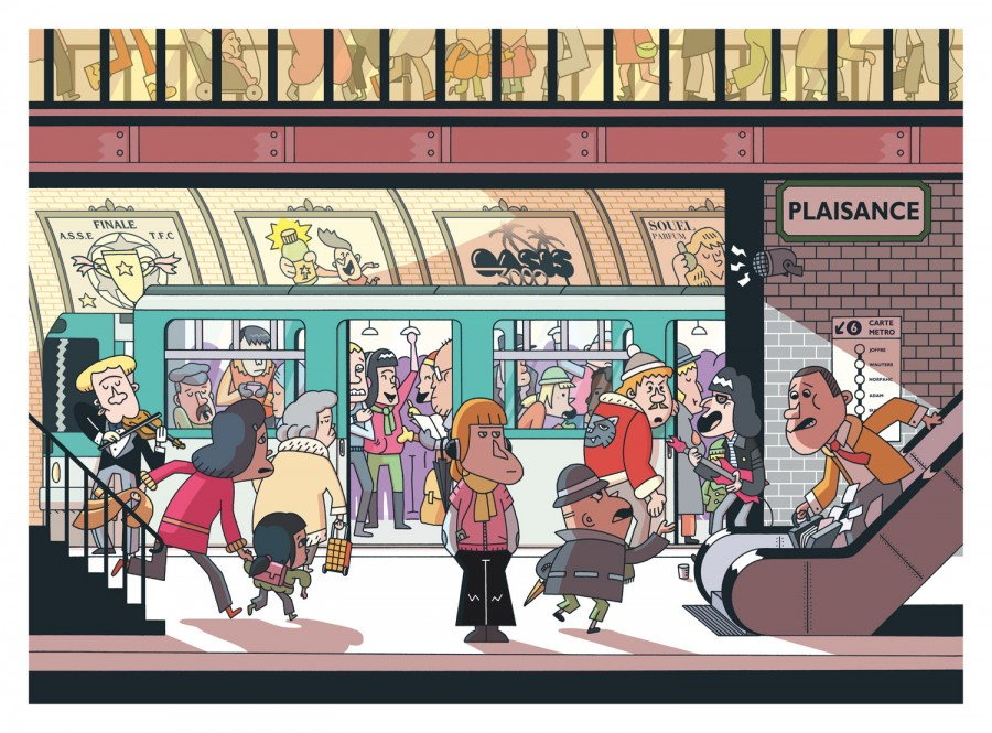 Mathieu Demore, Illustration jeunesse et Bande-dessinée J'apprends à lire Illustrations dans J'apprends à lire - Éditions Milan Presse - Mathieu Demore
