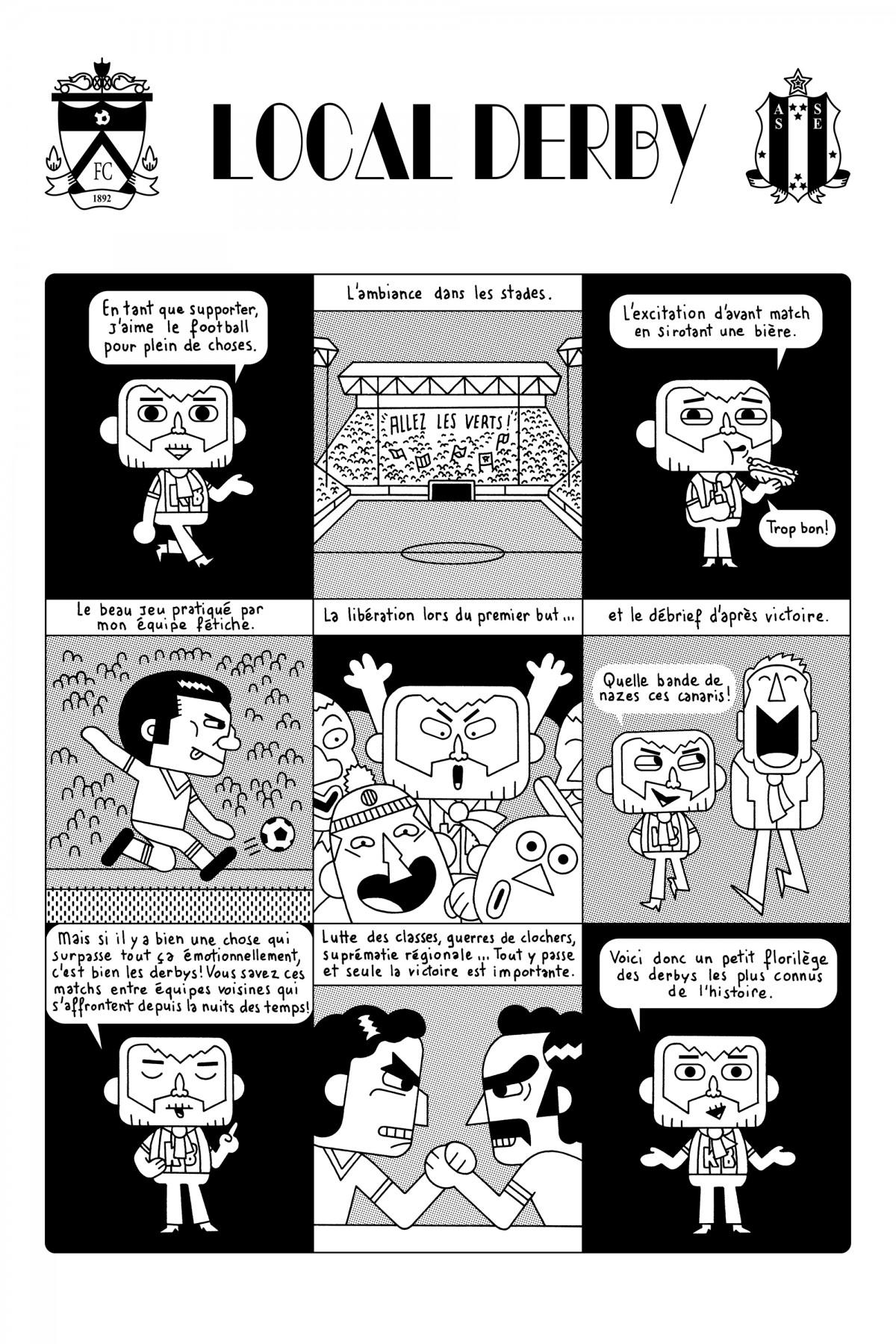 Mathieu Demore, Illustration jeunesse et Bande-dessinée Le collectif